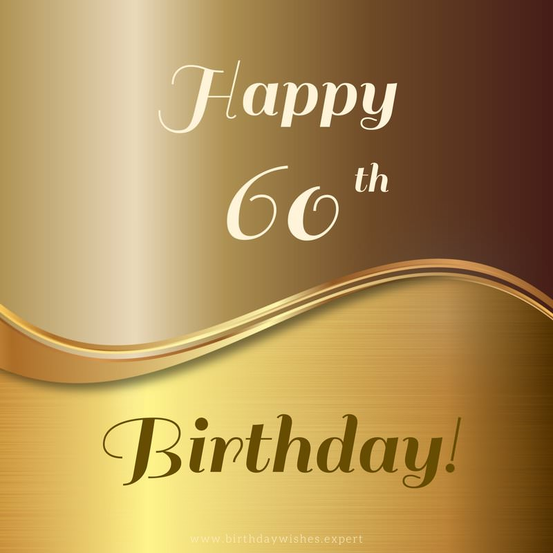Not old classic 60th birthday wishes happy 60th birthday m4hsunfo
