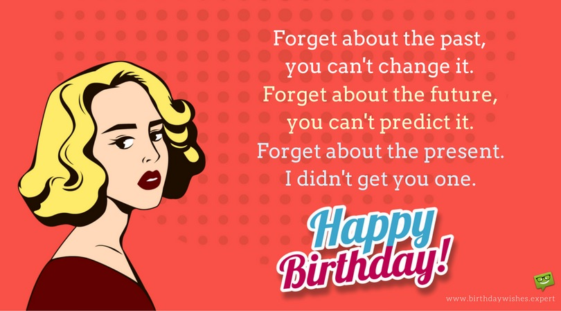 A Hilarious Tribute – Comical Birthday Greetings