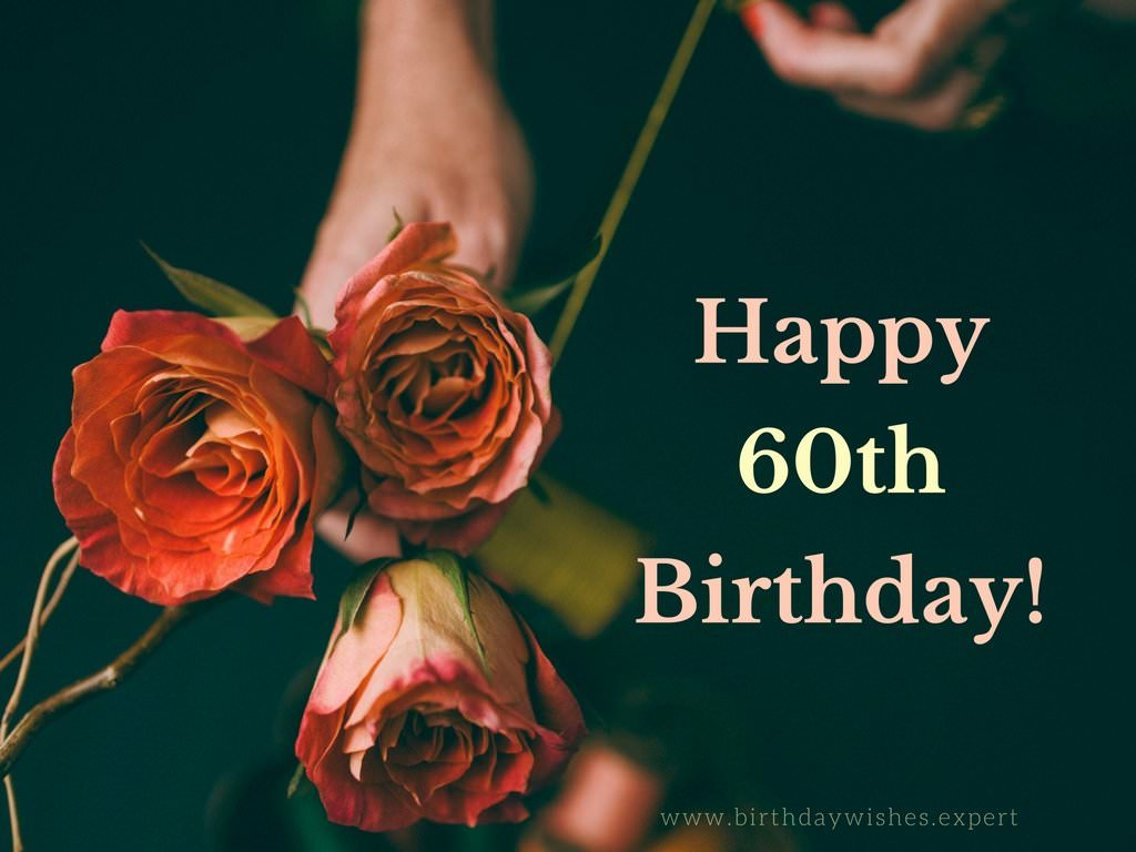 Not old classic 60th birthday wishes happy 60th birthday kristyandbryce Image collections