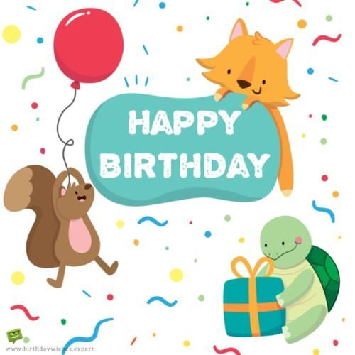 Birthday Wishes For Babies A Child S First Years In Life