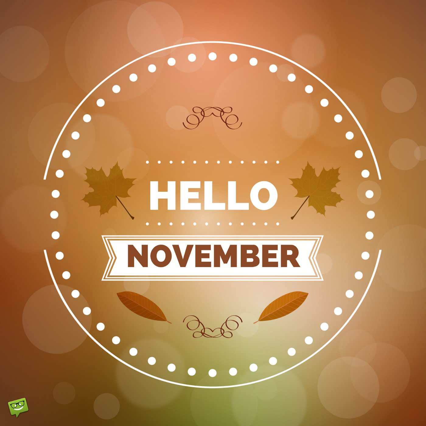 Hello, November! | Quotes for the Month of Gratitude