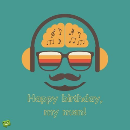Birthday Wish For A Good Friend Who Loves Music