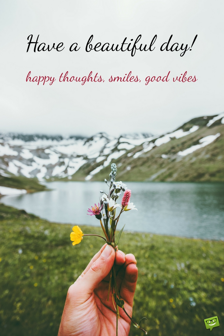 good vibes quotes for morning