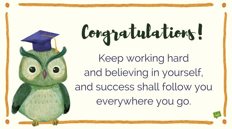 A Job Well Done! | Achievements and Congratulations Quotes