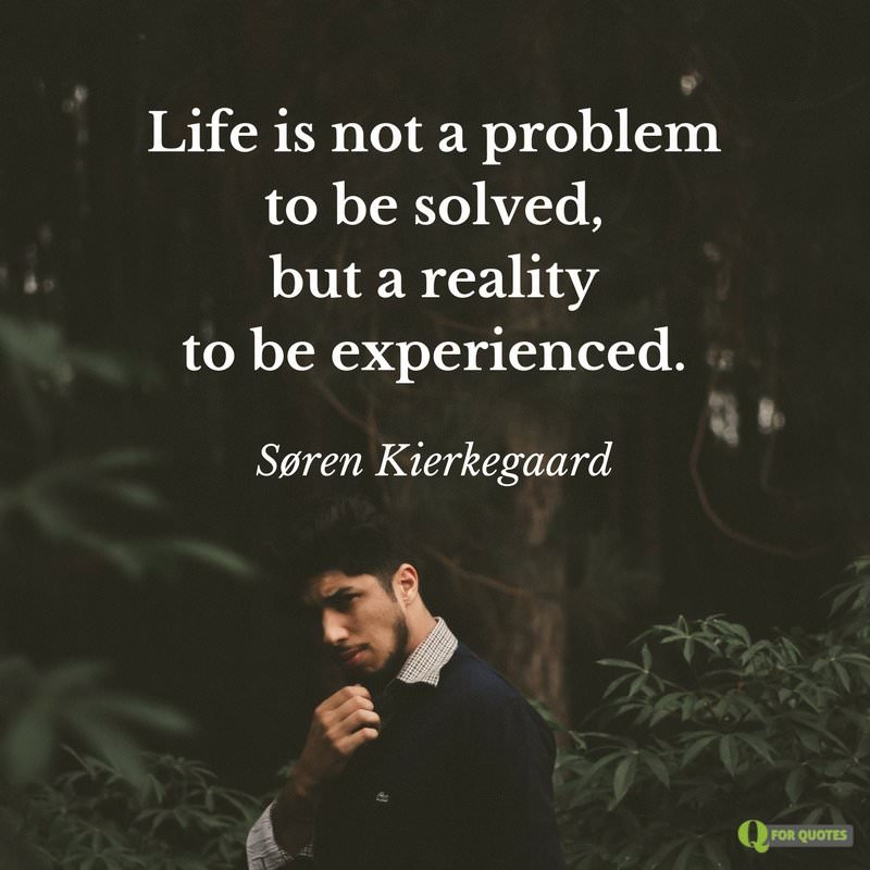 an introduction to the life of soren kierkegaard Søren kierkegaard was a danish philosopher, theologian, poet, social critic, and   the following biographical sketch is adapted from charles e moore's  introduction to provocations: spiritual writings of kierkegaard read full  biography.