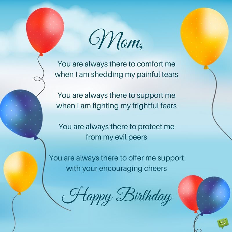 Poems To Send To Your Mother And Father For Their Birthday