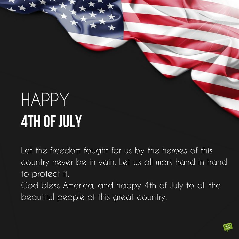 4th Of July Inspiring Independence Day Quotes