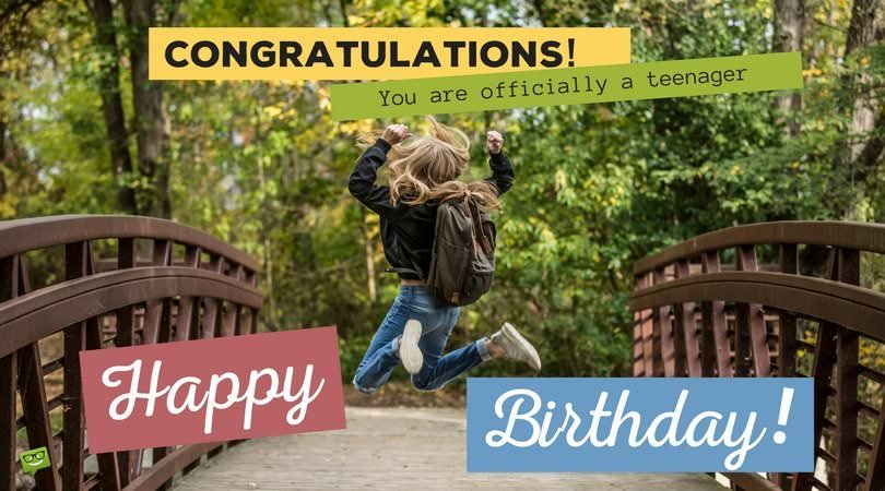 Top 40 Birthday Wishes for Teenagers