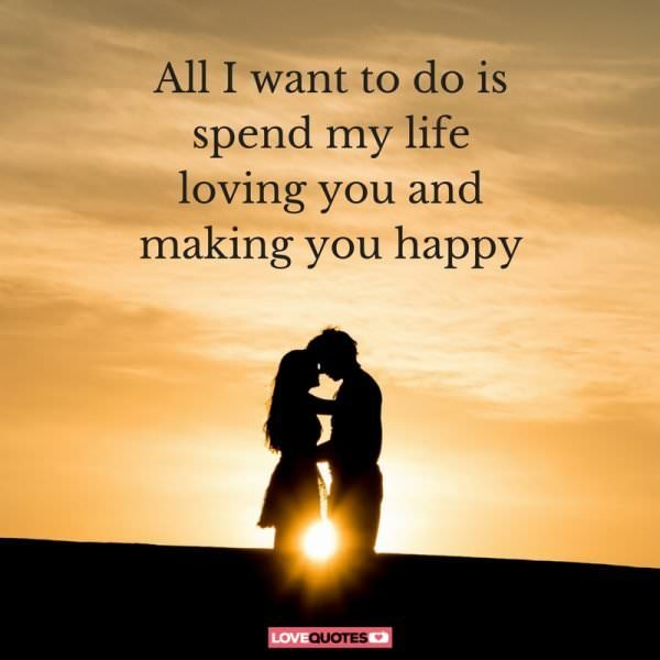 Quotes Anout Love: 51 Romantic Love Quotes To Share With Your Love