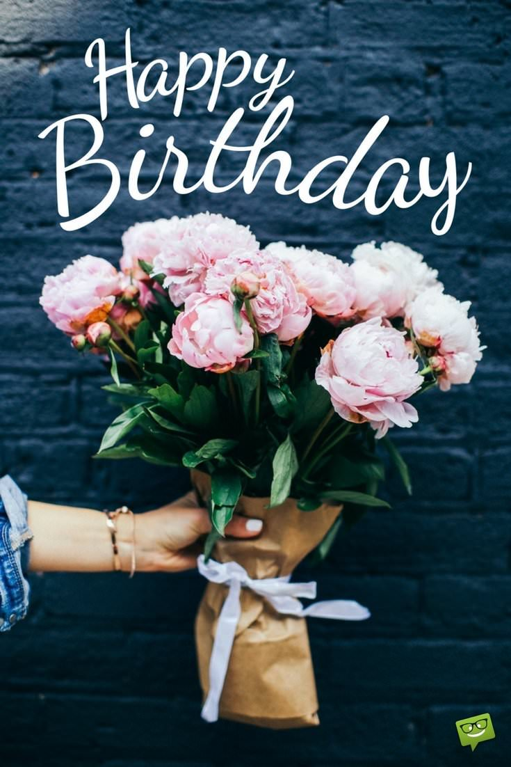 Floral wishes ecards free birthday images with flowers happy birthday izmirmasajfo Choice Image