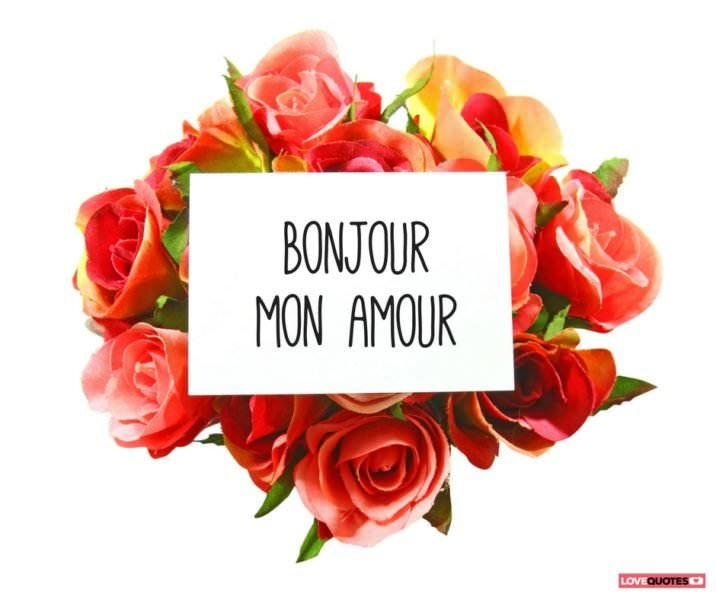 Good Morning My Love French : Of the most popular good morning quotes for your love