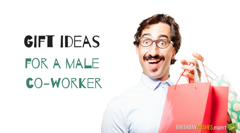 Birthday Gifts for a Male Co-Worker | 12 Fun Presents for Colleagues