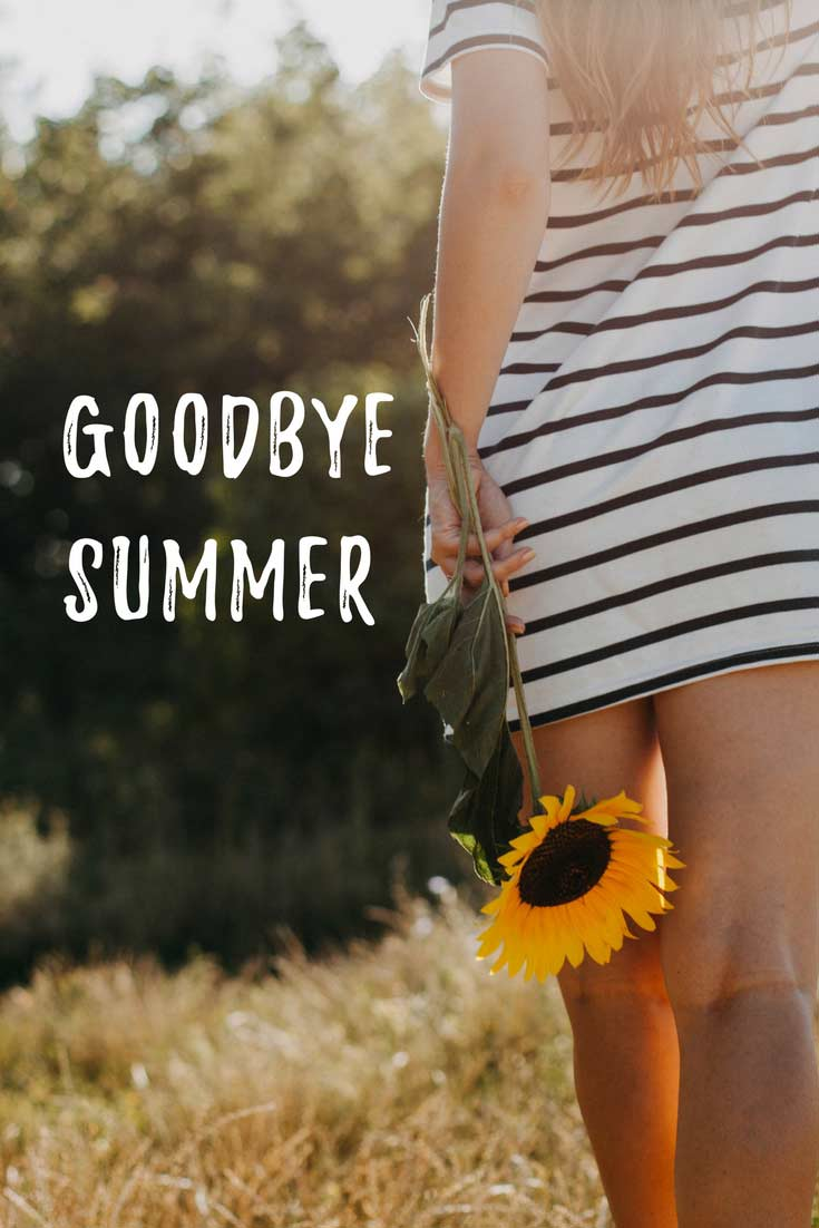 Famous Girl: Farewell To The Hottest Season Of The Year