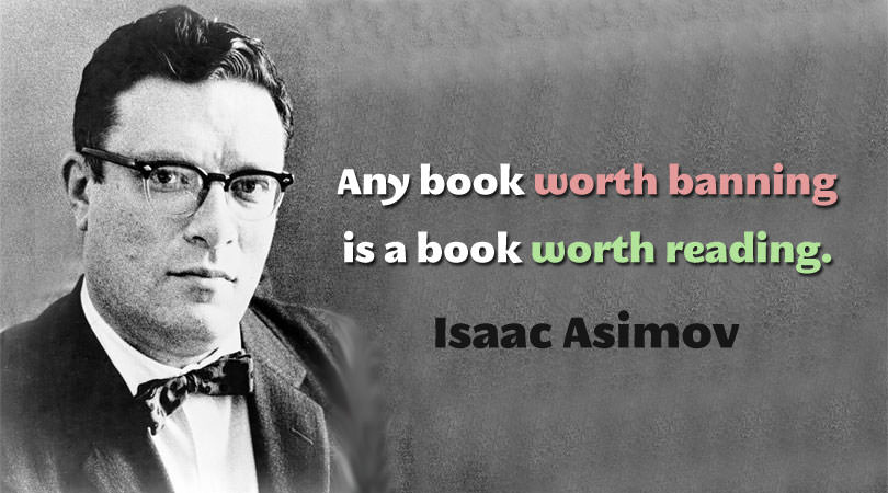 Words of a Visionary | 40 Great Quotes by Isaac Asimov