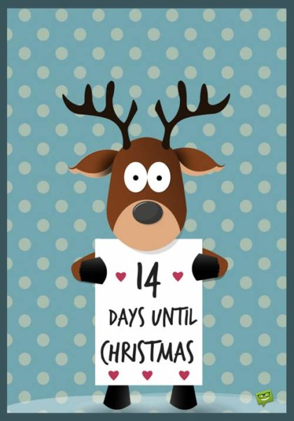 How Long Until Christmas.A Christmas Countdown How Long Until December 25th