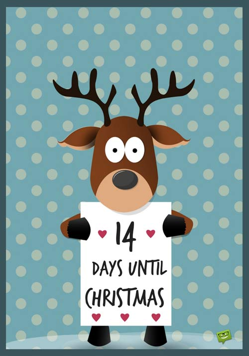 A Christmas Countdown | How Many Days Until December 25th?