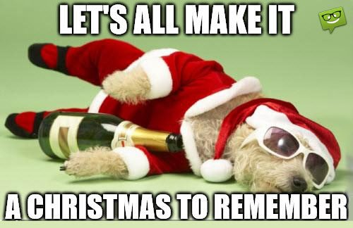 Let's all make it a Christmas to remember.