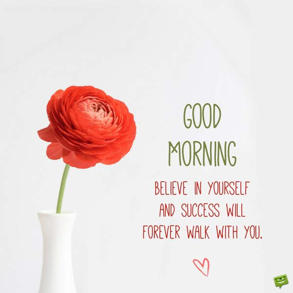 Morning Wishes For Him: 42 Good Morning Quotes For Instagram
