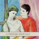15 paintings about love.
