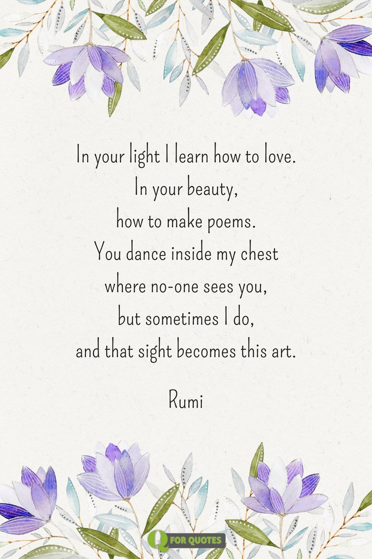 77 Quotes And 5 Poems About Beauty