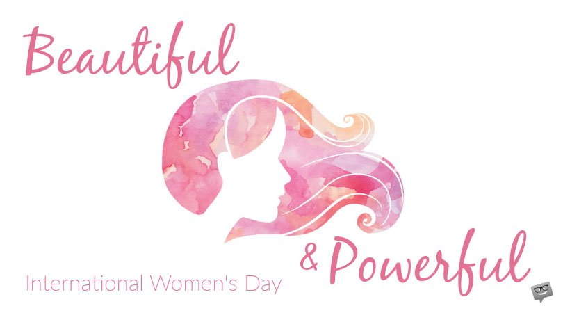 International Womens Day Quotes Girl Power