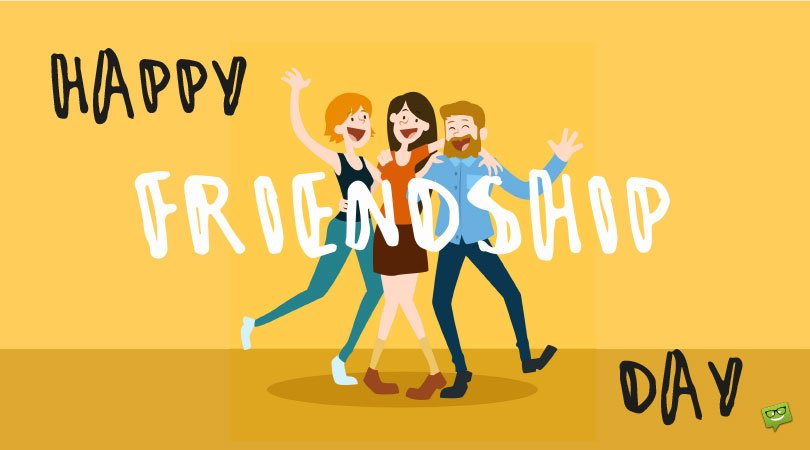 International Friendship Day Wishes