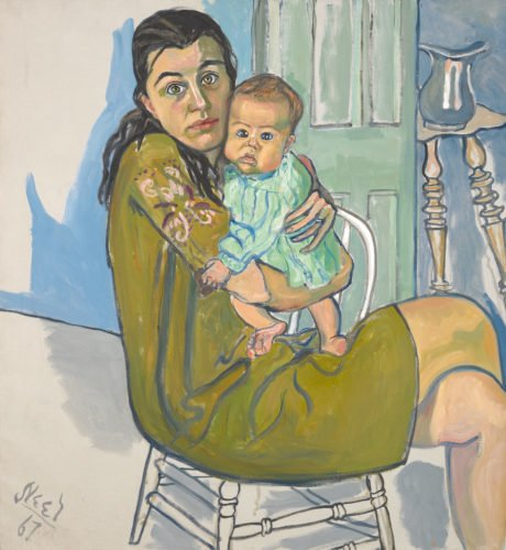 Alice Neel. Mother and Child