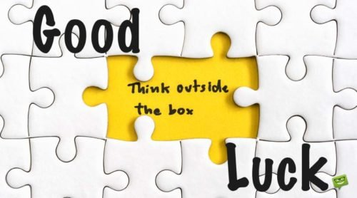 Good Luck. Think outside the box.