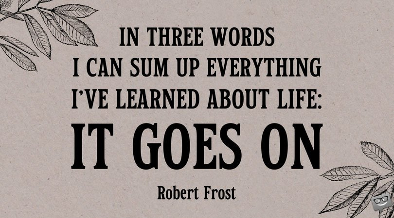 The 32 Most Inspirational Robert Frost Quotes