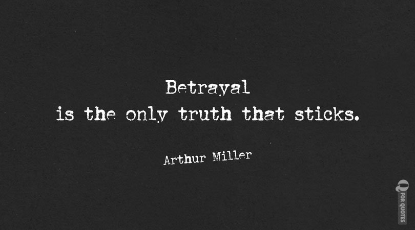 Betrayal Quotes Love: Betrayal Status And Famous Betrayal Quotes