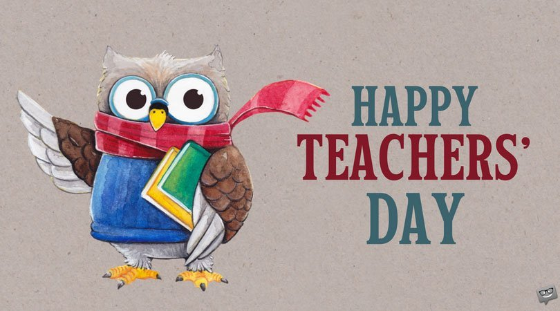Thank You For Making Our Future Bright | Teacher Appreciation Day Wishes