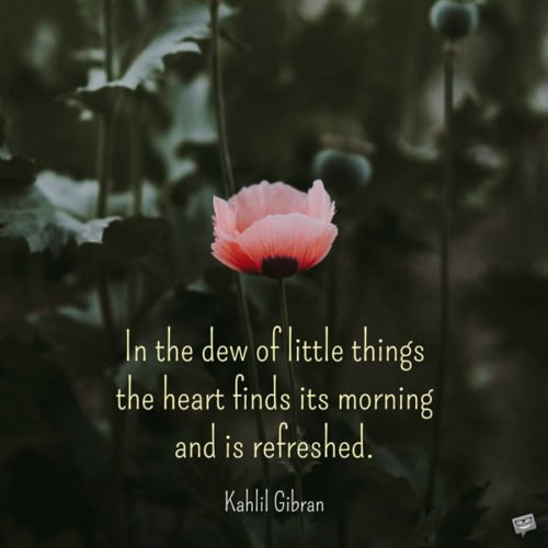 the best kahlil gibran quotes