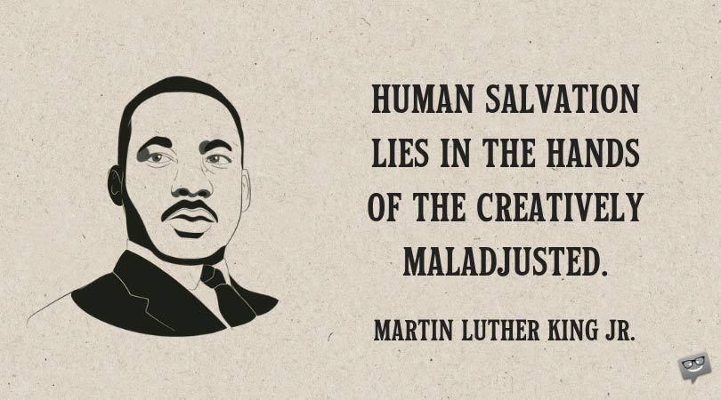 Words of a King | Martin Luther King Jr. Day Quotes