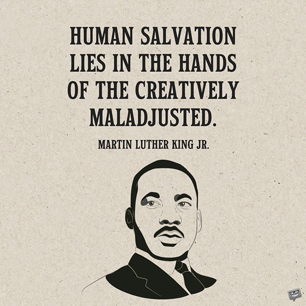 Martin Luther King Jr Quotes Words Of A King