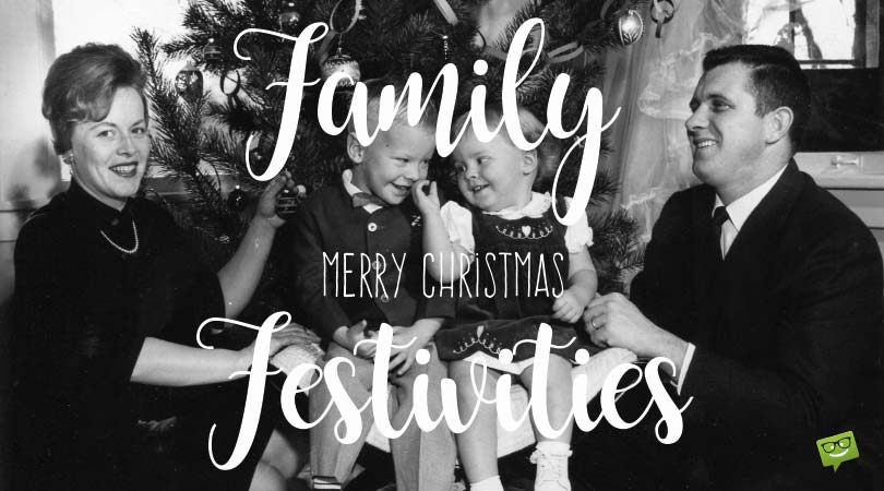 Christmas Wishes for my Family | Home Festivities