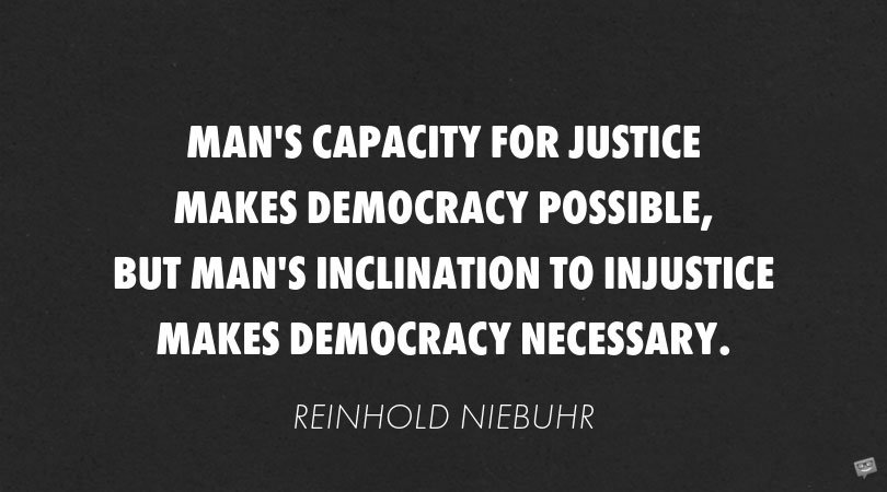 International Day of Democracy | Famous + Original Quotes