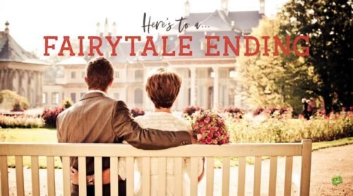 Here's to a Fairytale Ending!