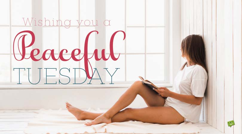 Happy Tuesday | Famous Quotes about Not Monday
