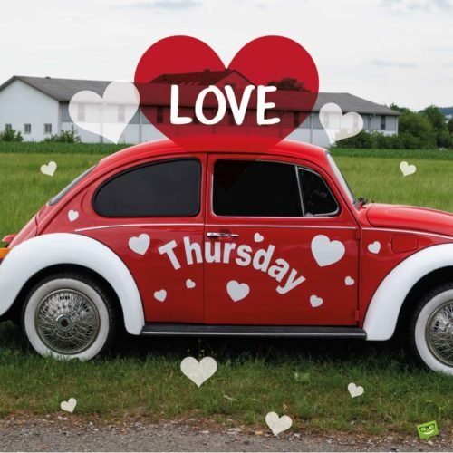 Love, Thursday