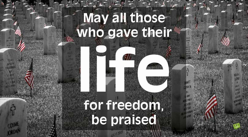Famous and Original Memorial Day Quotes