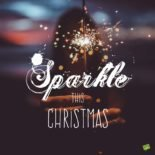 Sparkle this Christmas.