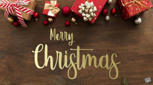 Merry Christmas Wishes.