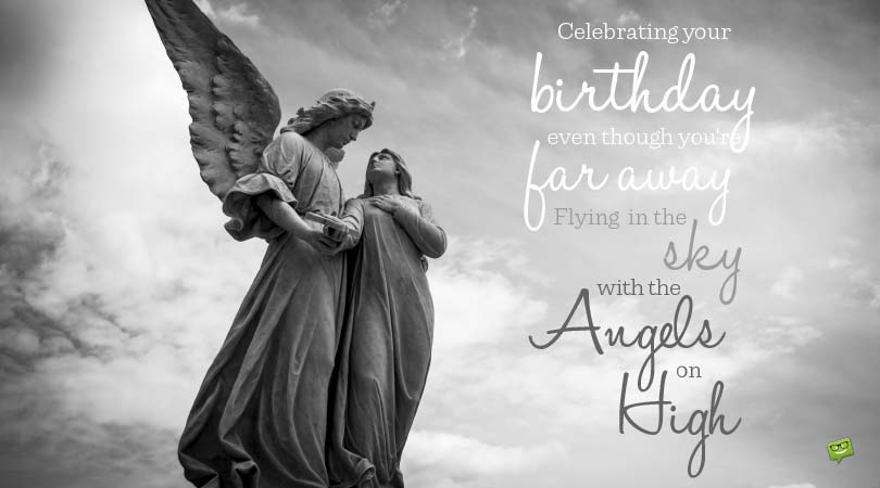 Happy Birthday in Heaven | Wishes for Someone Who Has Passed Away