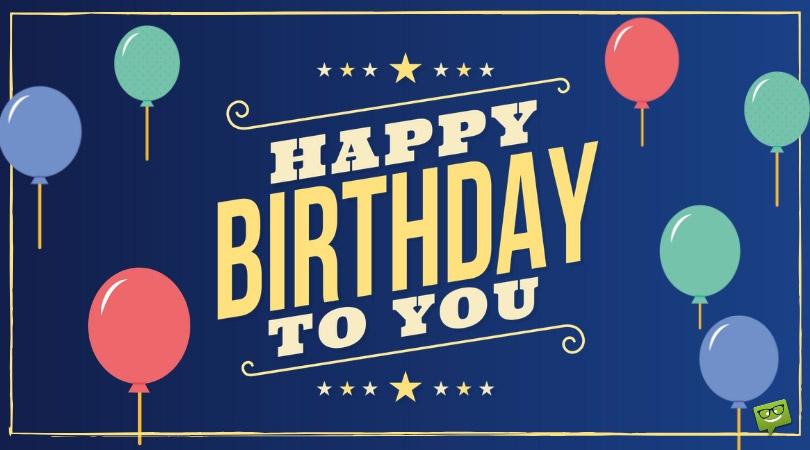 Wish & Let It Move | Happy Birthday GIFs