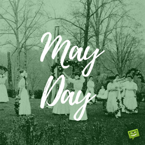 What is May Day