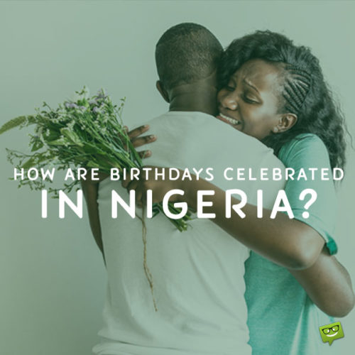 Birthday Celebration in Nigeria.