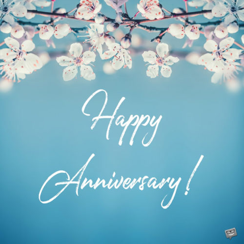 Happy anniversary image for husband.