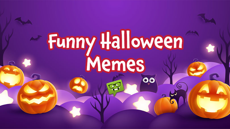 50 Halloween Memes and Funny Pics for Trick-or-Treating